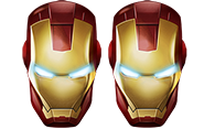 Iron Man Head Rating 2