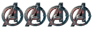 Avengers 2 Logo Rating