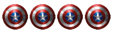 Cap Shield Rating 2